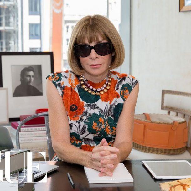 The Fashion Devil –  Anna Wintour!