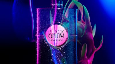 BLACK OPIUM EAU DE PARFUM NEON – Smell the taste!