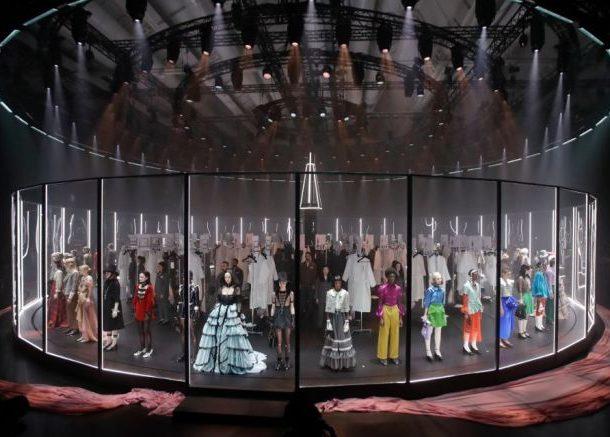 Gucci Fall2020 – Through the Glass!