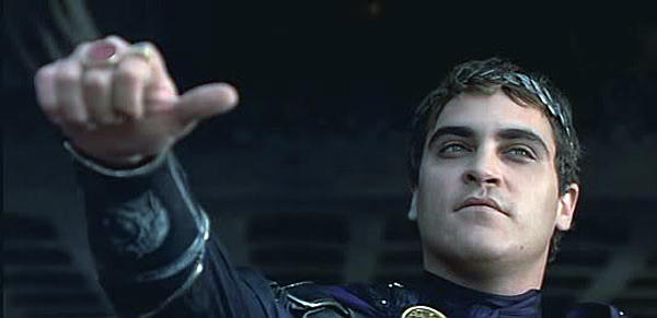"Joaquin Phoenix,a talent you can't ignore – ""The Immigrant"" 2013, ""Gladiator"" 2000"