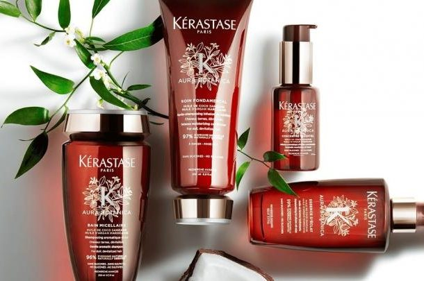 New Look – Aura Botanica της Kérastase!