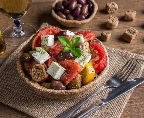 Χωριάτικη Σαλάτα – Ο Ελληνικός διατροφικός θησαυρός!