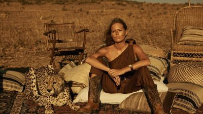Safari Chic – Be one with the jungle!
