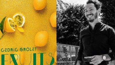 Cédric Grolet – Ο πρώτος Γάλλος ζαχαροπλάστης-γλύπτης!