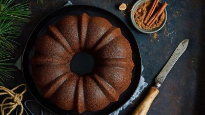 Μένουμε σπίτι – Cake με ρούμι μια απόλαυση μόνο για εσάς!
