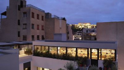 The Editor Athens Hotel & Stories Urban Bistronomy!