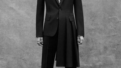 Ο Don McCullin φωτογραφίζει για τον οίκο Alexander McQueen!