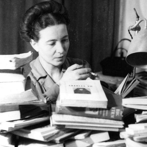 "Simone de Beauvoir- Το πολύ προσωπικό της κείμενο""Les Inséparables""εκδίδεται για πρώτη φορά!"