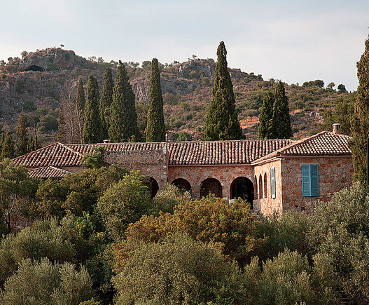 Mάνη – Το εκπληκτικό σπίτι του Sir Patrick Leigh Fermor στη Καρδαμύλη!