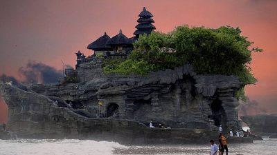 Tanah Lot – Ο ναός του ηλιοβασιλέματος!