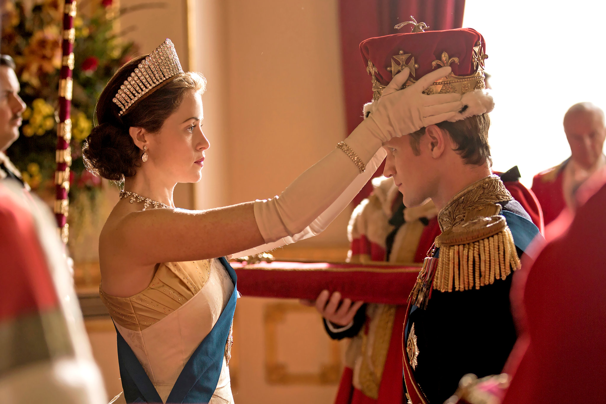 "Netflix ""The Crown"" –  Only a ""King"" can attract the Queen!"