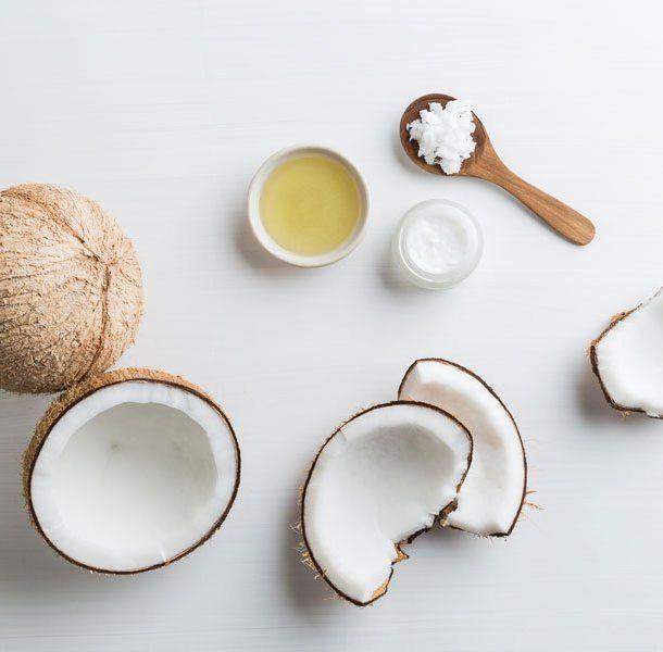Coconut Oil – Το συστατικό του Καλοκαιριού!