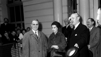 Aμαλία Μεγαπάνου(03.12.1929-02.06.2020) – Η Πρώτη Κυρία της Ελλάδας!