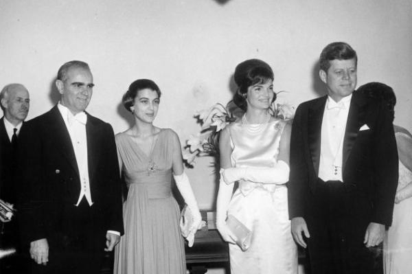 Aμαλία Μεγαπάνου(03.12.1929-02.06.2020) – Η Πρώτη Κυρία της Ελλάδας!