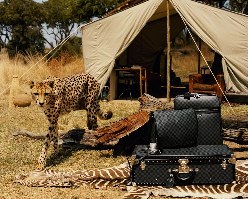 Louis Vuitton – The Art of Travel!