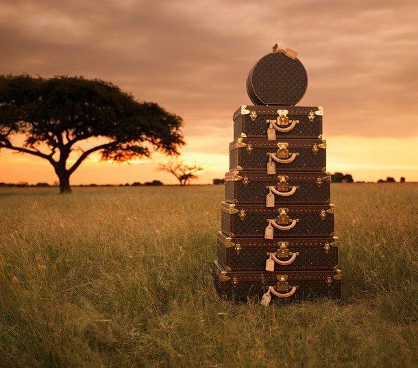 Louis Vuitton – The Art of Travel!
