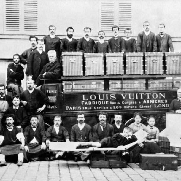 Louis Vuitton(04.08.1821-27.02.1892) – Η Γαλλική Αυτοκρατορία!
