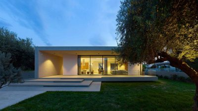 Olea House – Ένα λειτουργικό σπίτι στην Πάτρα!
