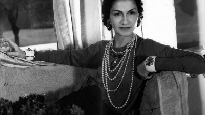 Coco Chanel – I don't do fashion,I am fashion!