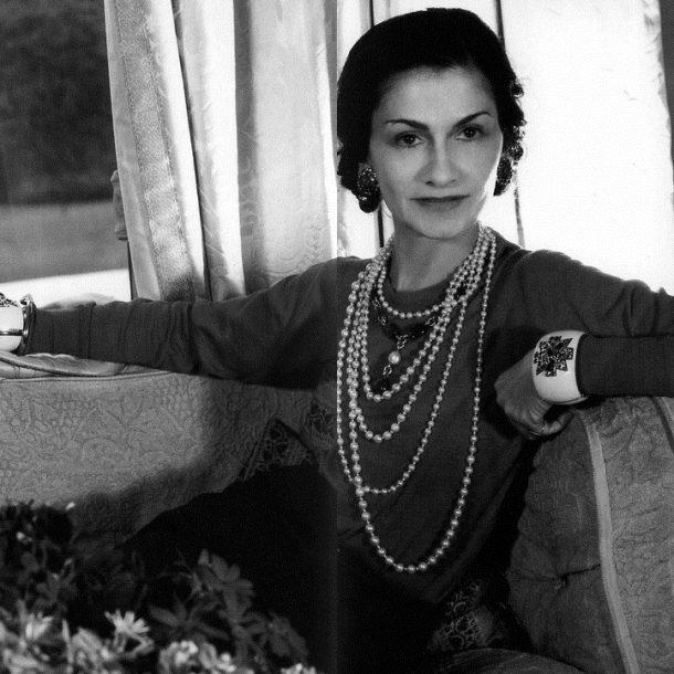 Coco Chanel – I don't do fashion,I am fashion!