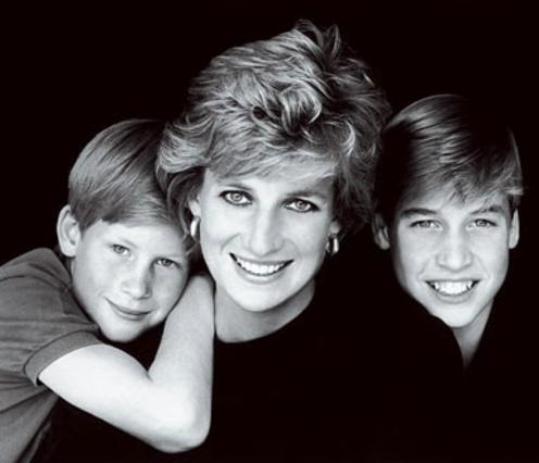 Diana (1.07.1961-31.08.1997)-Τo ρόδο της Αγγλίας!