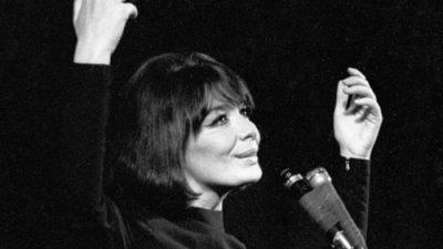 Juliette Gréco (7.02.1927-23.09.2020) – Μια ζωή έξω από τα συνηθισμένα…