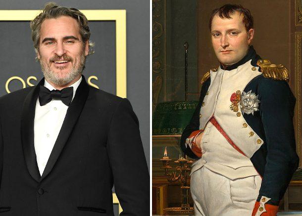 Cinema: Ο Joaquin Phoenix μεταμορφώνεται σε Ναπολέοντα!