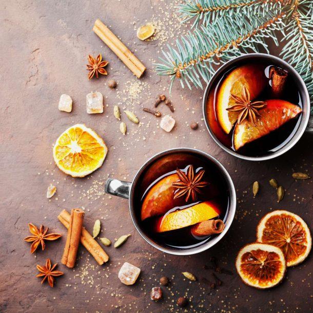 Glögg – Το Ζεστό Κρασί των Χριστουγέννων!