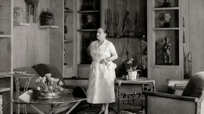 Helena Rubinstein(25.12.1872-1.04.1965) – Business Woman!