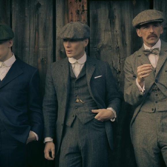 """""""Peaky Blinders"""" –  In style we trust!"""